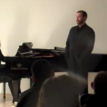 Schubert: Der Wegweiser with Peter Kendall Clark, Baritone