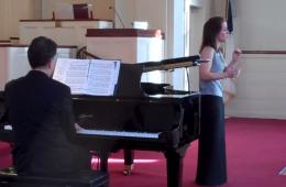 Brahms: Wie Melodien zieht es mir with Teresa Eickel, Soprano