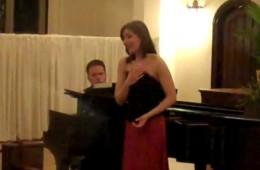 Fauré: En sourdine with Dusica Bijelic, soprano