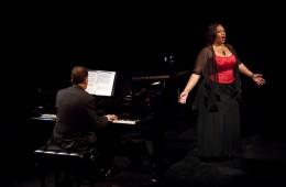 Poulenc: La dame de Monte Carlo, with Adrienne Danrich